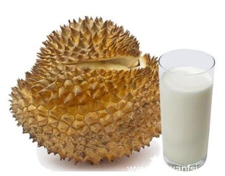 榴莲牛奶同吃会导致咖啡因中毒?