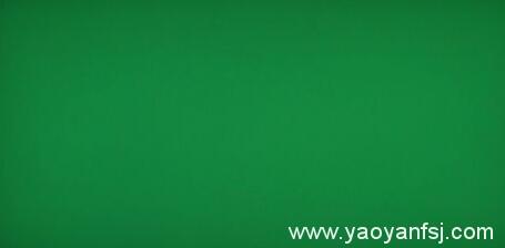 绿色背景能保护视力?
