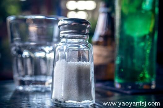 食盐添加有毒物质:亚铁氰化钾?