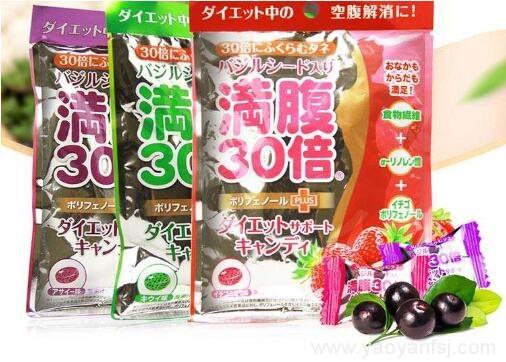 网红糖果能减肥